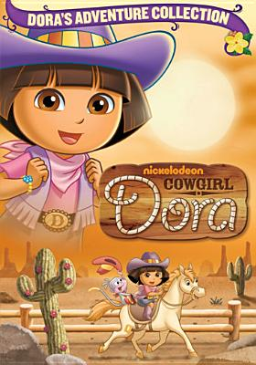 DORA THE EXPLORER:COWGIRL DORA BY DORA THE EXPLORER (DVD)